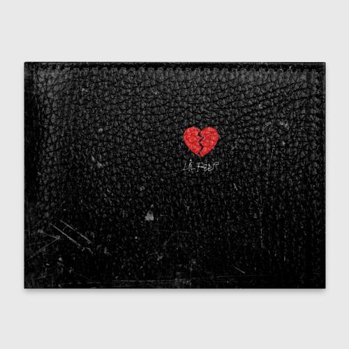 Обложка для студенческого билета Lil Peep Broken Heart Фото 01