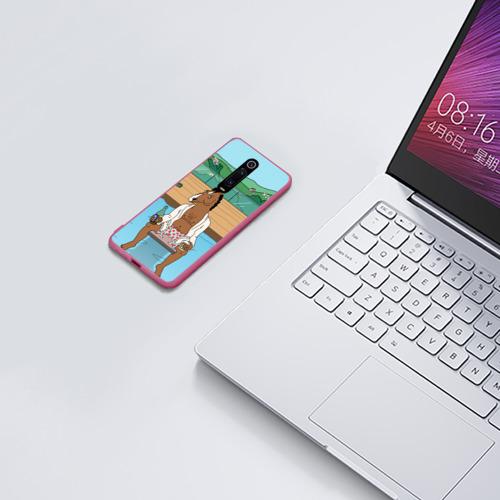 Чехол для Xiaomi Redmi Mi 9T Конь БоДжек Фото 01