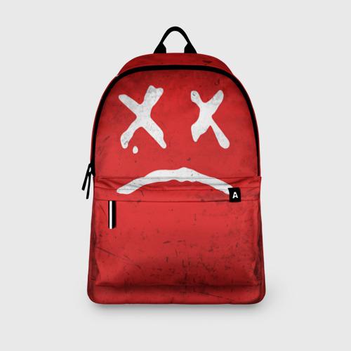 Рюкзак 3D Lil Peep Sad Face Фото 01