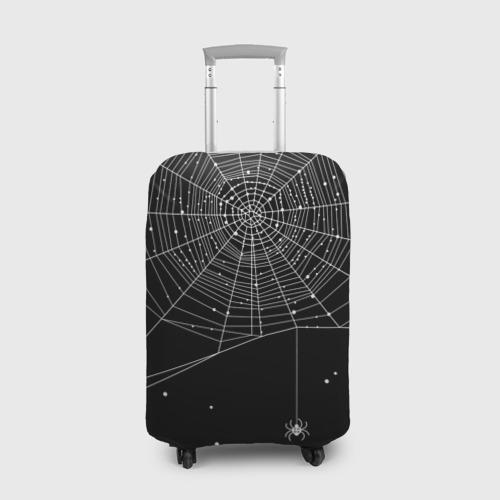 Чехол для чемодана 3D Паутина Фото 01