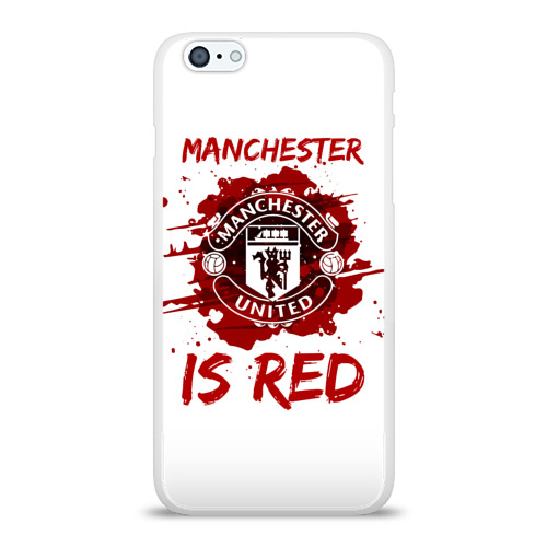 Манчестер Юнайтед (apple iphone 6+/6s+) фото 0