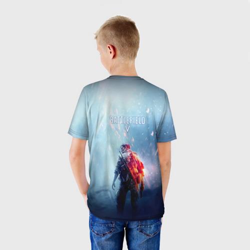 Детская футболка 3D  Фото 02, BFV Log