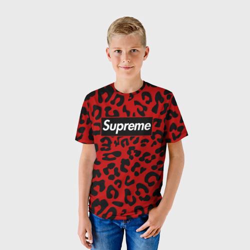 Supreme Leopard