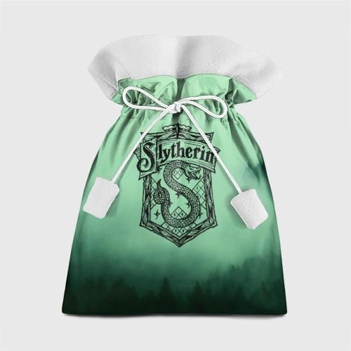 Подарочный 3D мешок  Slytherin
