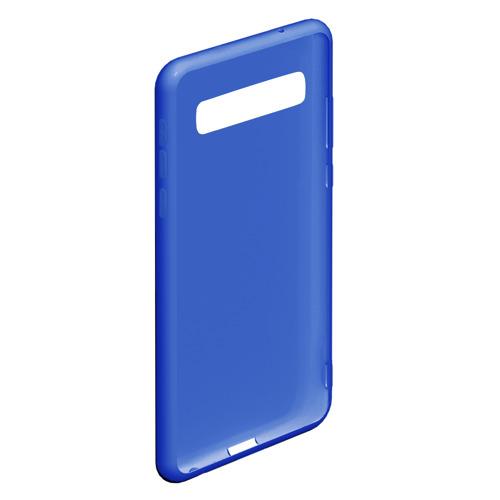 Чехол для Samsung Galaxy S10 Пикачу Холмс Фото 01