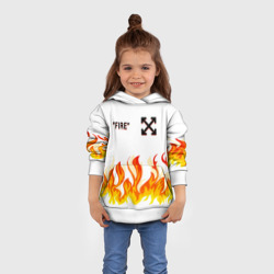 """Off-White """"Fire"""""""