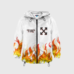 "Off-White ""Fire"""