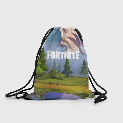 Рюкзак-мешок 3D Fortnite One фото