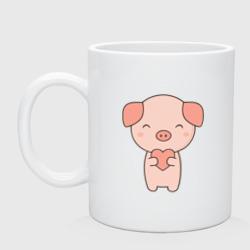 Милая свинка