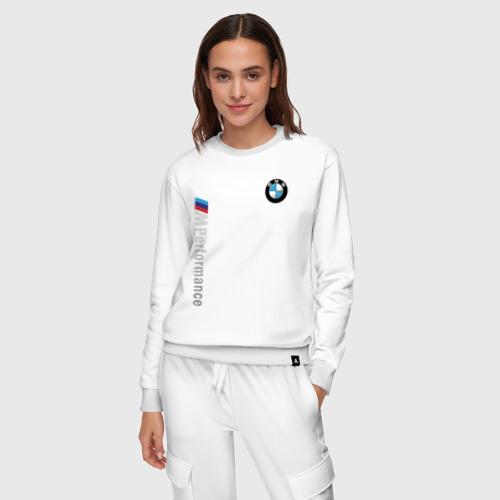 Женский костюм хлопок BMW M PERFORMANCE | БМВ Фото 01