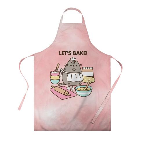 Pusheen Let's Bake!