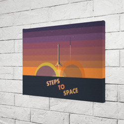 STEPS TO SPACE