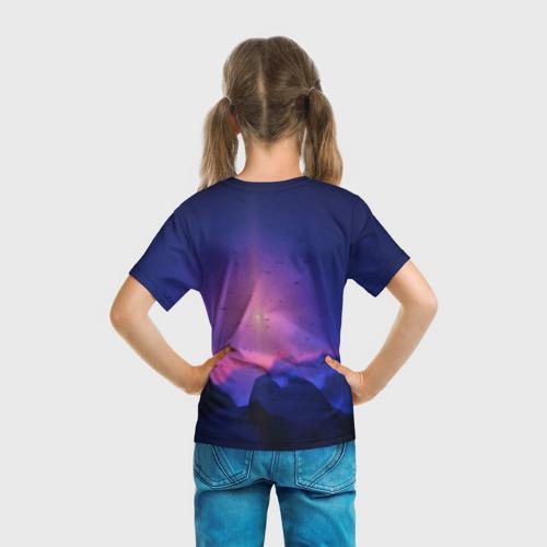 Детская футболка 3D  Фото 04, HORIZON ZERO DAWN