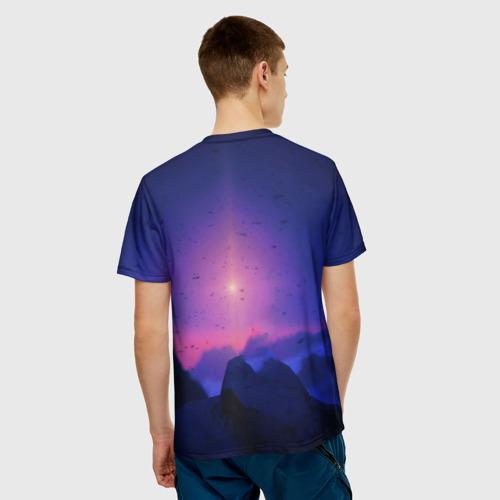 Мужская футболка 3D  Фото 07, HORIZON ZERO DAWN