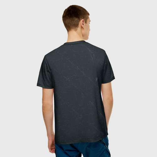 Мужская футболка 3D  Фото 02, Floss
