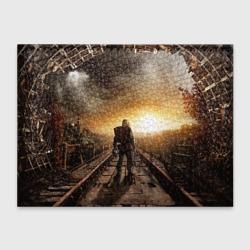 Metro 2033 постапокалипсис