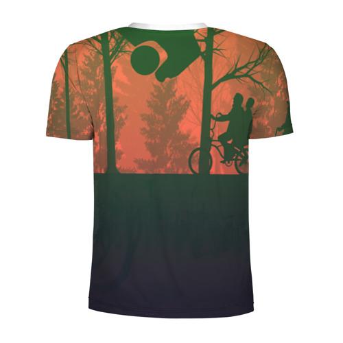 Мужская футболка 3D спортивная Очень странные дела Фото 01