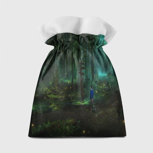 Подарочный 3D мешок Очень странные дела Фото 01