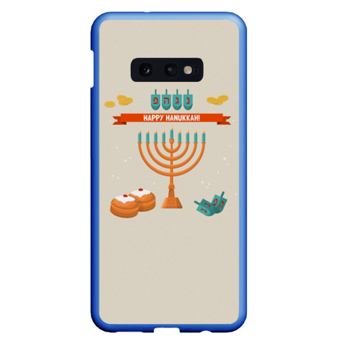 Чехол для Samsung S10E Hanukkah Фото 01