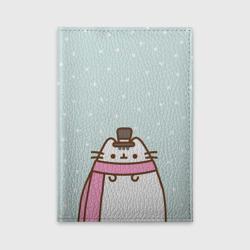 Pusheen снеговик