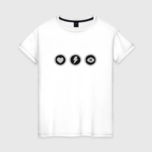 Женская футболка хлопок RDR2