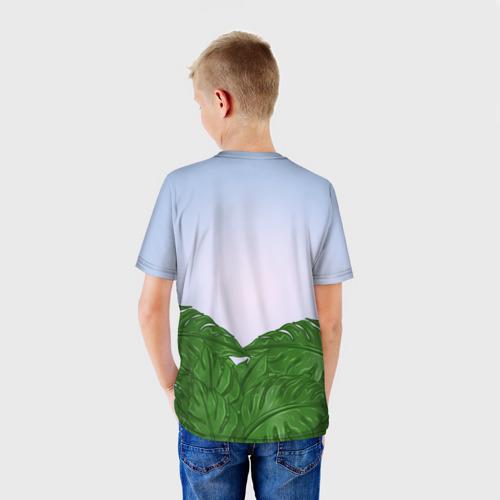Детская футболка 3D  Фото 02, Валерка Ниндзя