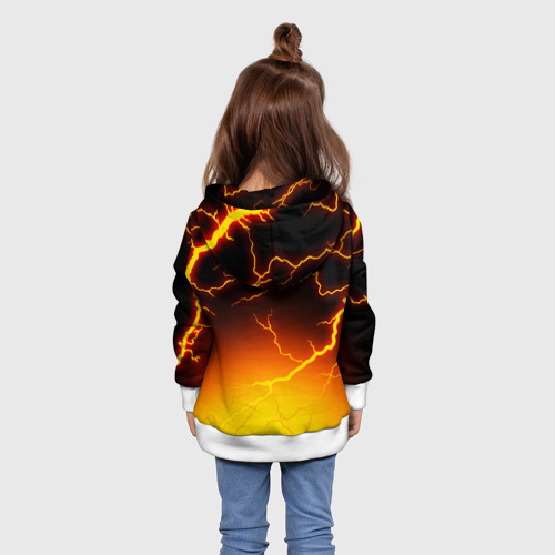 Детская толстовка 3D 'FORTNITE FIRESTORM'