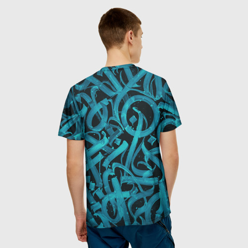 Мужская футболка 3D  Фото 02, Стритарт