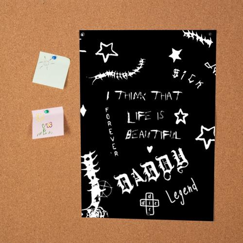 Постер Life is beautiful Фото 01
