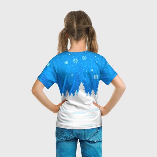 Детская футболка 3D  Фото 04, Валерка любит подарки