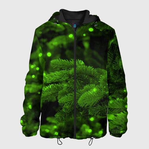 Мужская куртка 3D Я ЁЛОЧКА! S фото