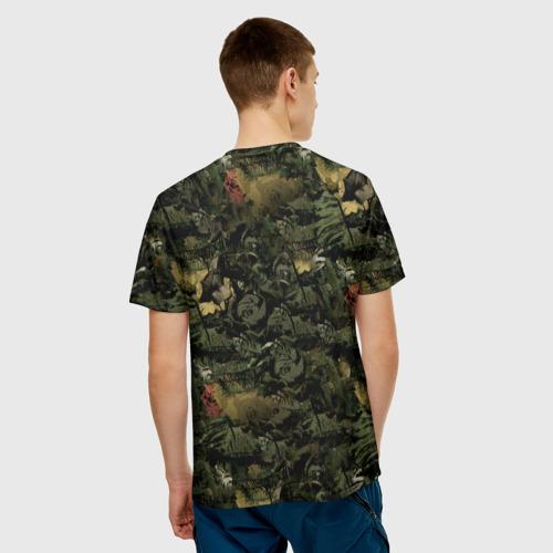 Мужская футболка 3D Twenty One Pilots Фото 01