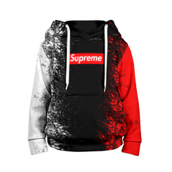 Supreme (Red and white paint) - интернет магазин Futbolkaa.ru