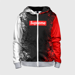 Supreme (Red and white paint)