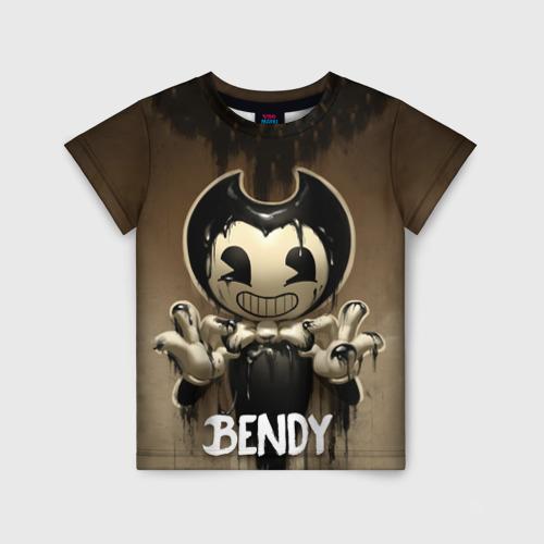 Детская футболка 3D Bendy Фото 01