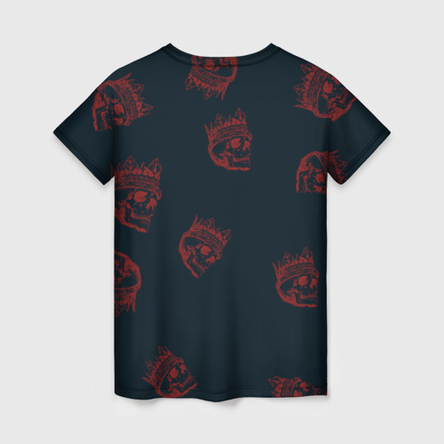 Женская футболка 3D Лил Пип Фото 01