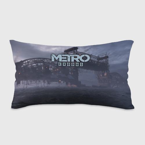 Подушка 3D антистресс Metro Exodus Фото 01