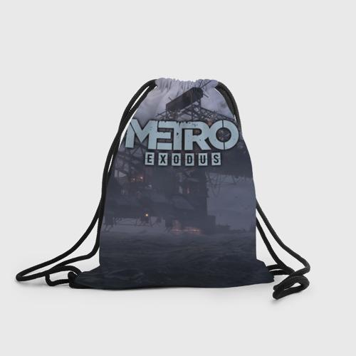 Рюкзак-мешок 3D Metro Exodus Фото 01