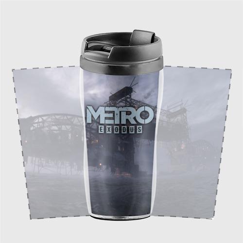 Термокружка-непроливайка Metro Exodus Фото 01