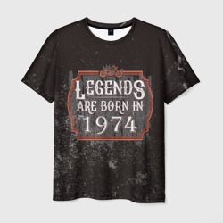 Legends Are Born In 1974