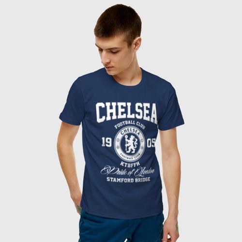 Мужская футболка хлопок Челси Фото 01