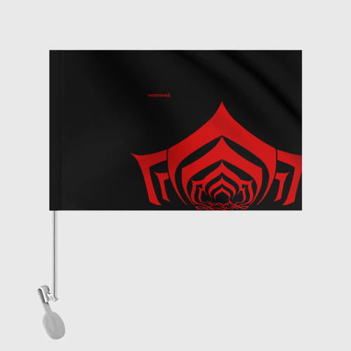 Флаг для автомобиля  Фото 02, Warframe