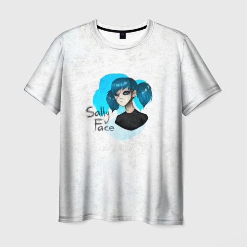 Мужская футболка 3D Sally Face