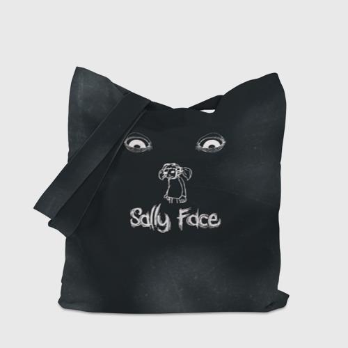 Сумка 3D повседневная Sally Face Фото 01