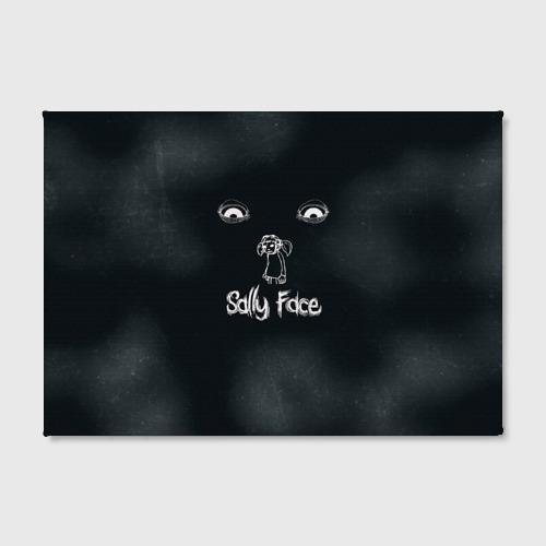 Холст прямоугольный Sally Face Фото 01