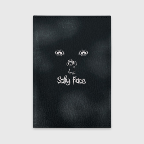 Обложка для автодокументов Sally Face Фото 01