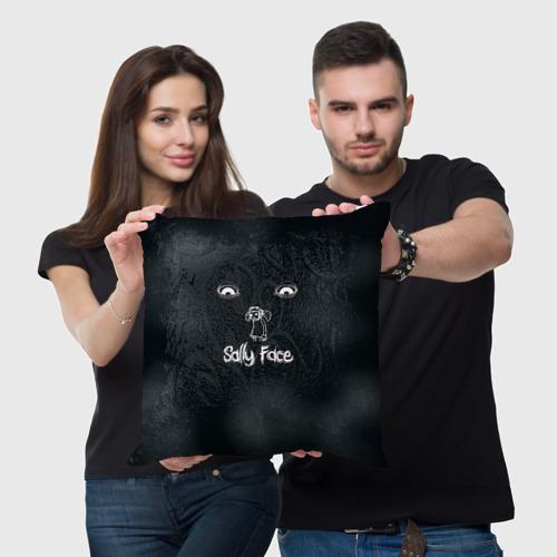 Подушка 3D Sally Face Фото 01