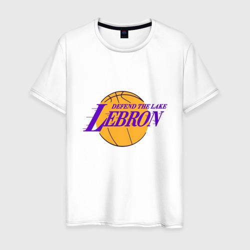 Мужская футболка хлопок Lebron