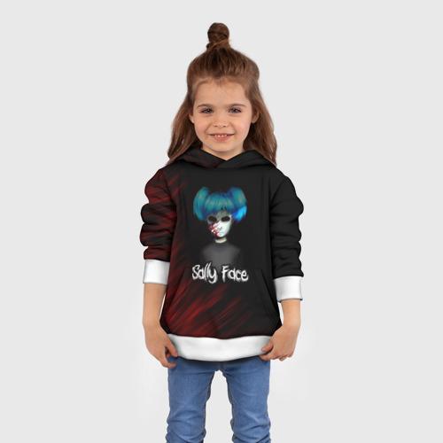 Детская толстовка 3D Sally Face