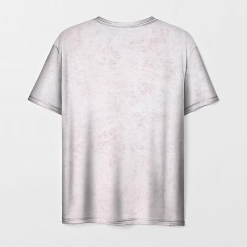 Мужская футболка 3D Sally Face без протеза  Фото 01